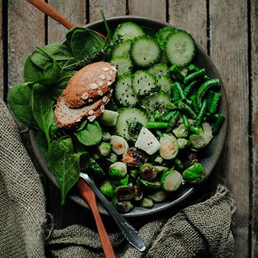 Salades Foodconcepten Bus van Zus