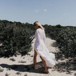 trouwen op het strand duurzaam