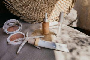 duurzame make up bruiloft