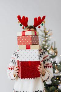 kerst foto foodtruck